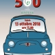 Raduno 500 a Villa Giulia