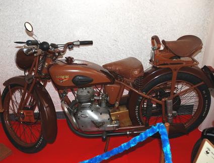 MOTOCONFORT del 1950