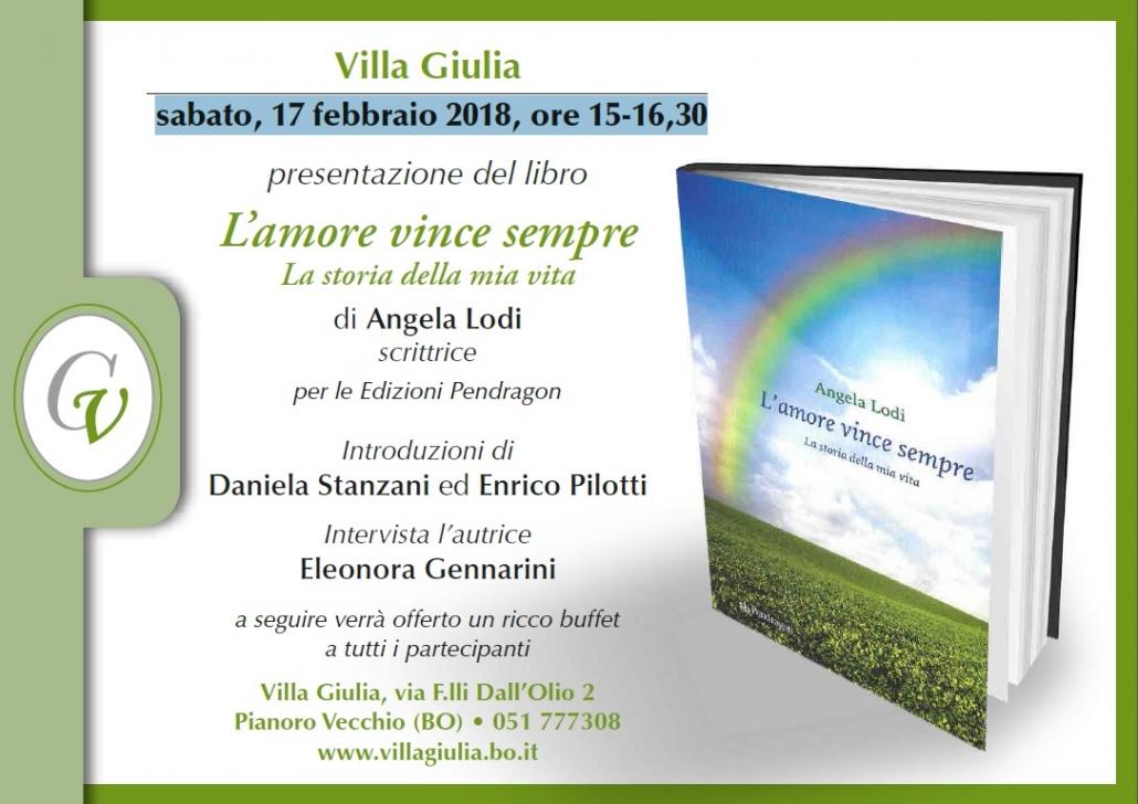 Presentazione libro a Villa Giulia