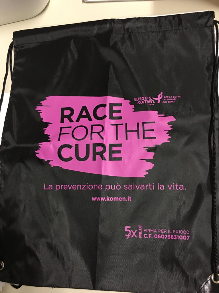 Race for the Cure 2020 – Villa Giulia Pianoro